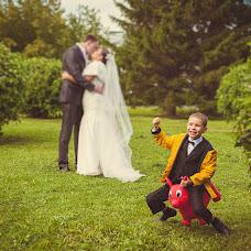 Wedding photographer Aleksandr Lukyanenok (DeviantKid). Photo of 26.09.2013