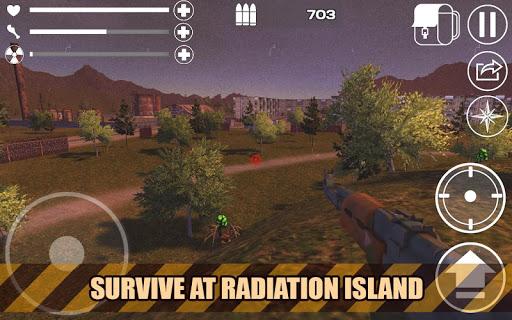 Apocalypse Radiation Island 3D  screenshots 1