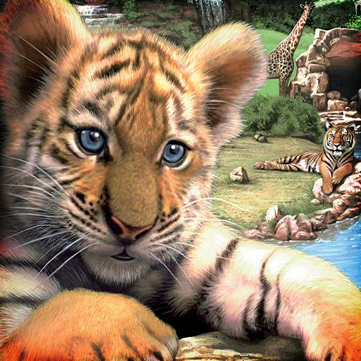 Wildlife Park Icon
