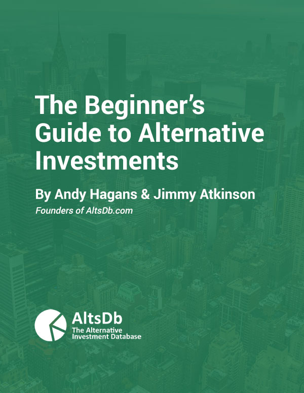 The Beginner's Guide to Alternative Investments