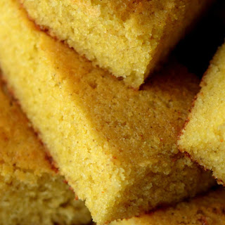 Low Carb Bacon and Cheese Cornbread.