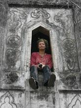 """Photo: Bizzare """"Buddha Park"""" eg. Xieng Khuan"""