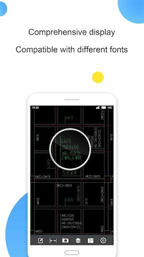 CAD Reader 3.4.0 screenshots n 2