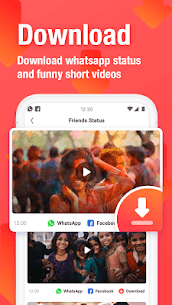 VMate Status 2019- Video Status& Status Downloader Apk Latest Version Download For Android 1