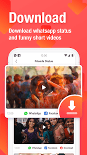 VMate Status 2020- Video Status& Status Downloader Screenshot
