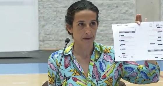 """Patricia Ramírez: """"Déjennos y déjenlo tranquilo"""""""