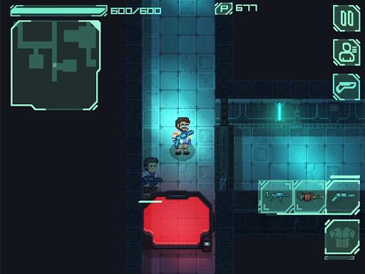 Endurance - space action modavailable screenshots 14