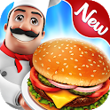 Food Court Fever: Hamburger 3 icon