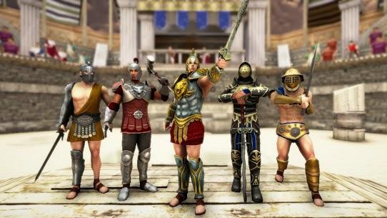تحميل لعبة Gladiator Glory v4.5.1 كاملة للأندرويد آخر إصدار 4