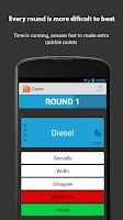 Screenshot of E-Lingua German