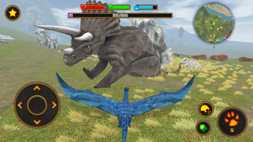 Clan of Pterodacty screenshot 3