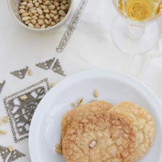 Orange And Pine-nut Cookies
