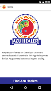 Acu Homes screenshot