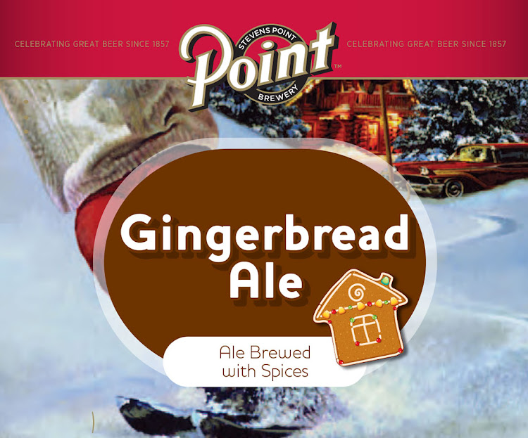 Logo of Point Gingerbread Ale