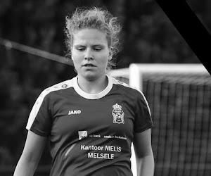 Vrouwenvoetbalwereld in rouw na plots overlijden van Jella Lauwens (22)