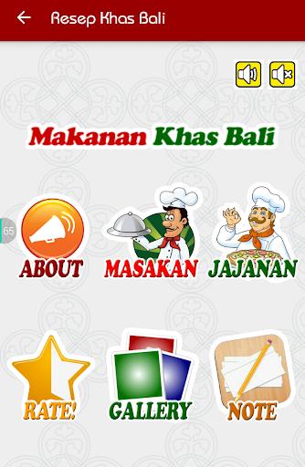 Resep Masakan Khas Bali