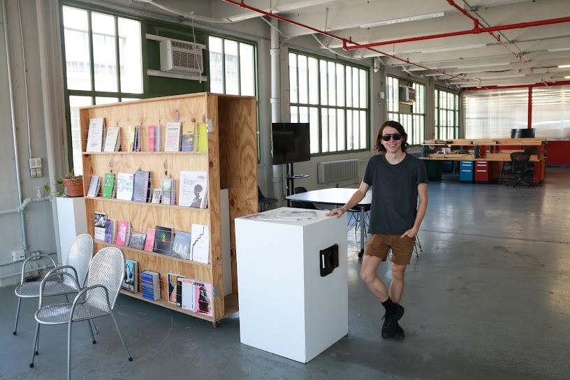 A Summer of Art + Tech