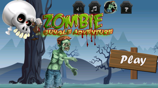Zombie Jungle Adventure