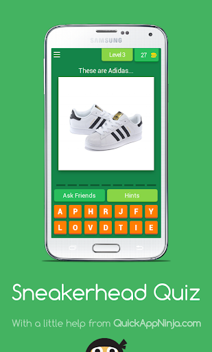 Sneakerhead Quiz android2mod screenshots 4