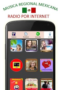 Radio Mexico Gratis Divertida- screenshot thumbnail