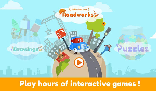Car City World: Little Kids Play Watch TV & Learn 1.2.0 screenshots 9