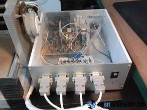 Photo: Controller box