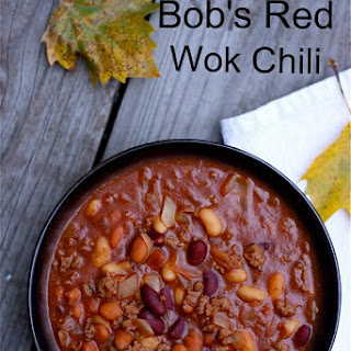 Bob's Red Wok Chili