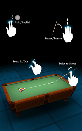Pool Break 3D Billiard Snooker Carrom 2.7.2 screenshots 7