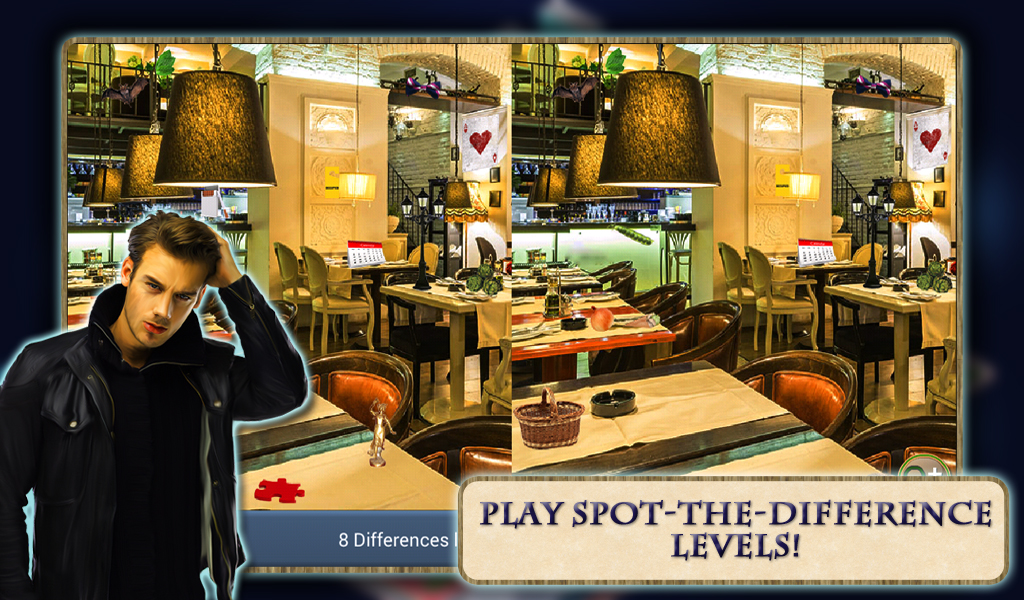 Malcolm Mystery Hidden Object- screenshot