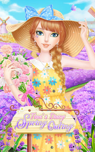 Tina's Diary - Spring Outing  screenshots 1