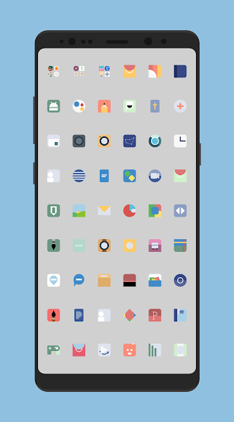 Capricorn Icon Pack Screenshot Image