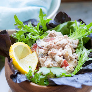 Tuna Salad With Apples And Grapes Recipes