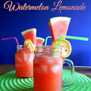 Watermelon Lemonade – Add a Twist to Your Country Time! Recipe