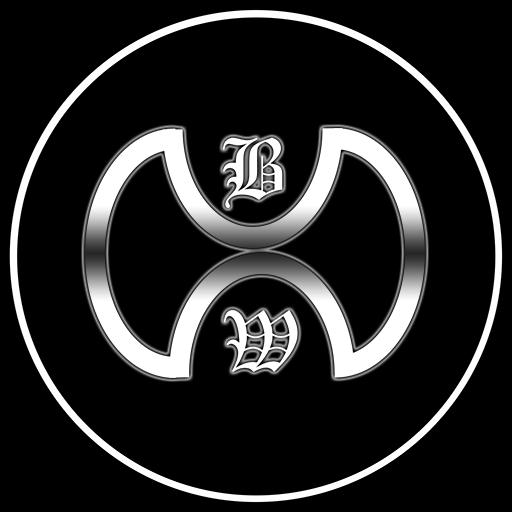 Black & White HD -Icon Pack