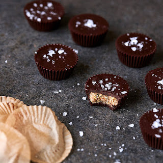 Dark Chocolate Nut Butter Cups