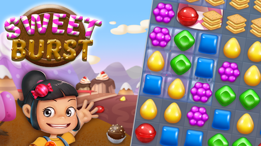 Candy Sweet Story: Candy Match 3 Puzzle 72 screenshots 14