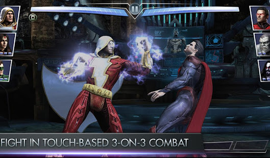 Injustice: Gods Among Us мод