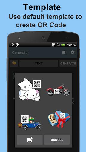 QR Code Generator screenshots 2