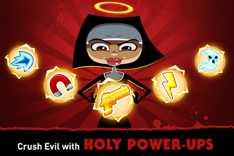 Nun Attack MOD: Run & Gun (Unlimited Money) 10