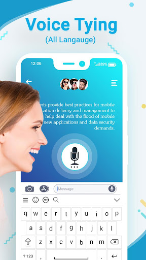 Voice Typing in All Language 1.1 screenshots 5