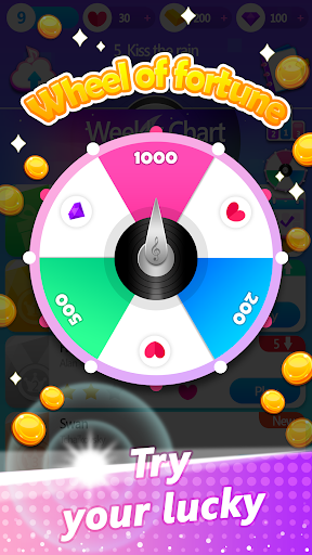 Magic Piano Pink Tiles - Music Game android2mod screenshots 16