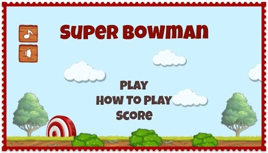 Super Bowman - náhled