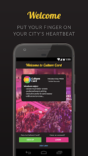 Culture Card- screenshot thumbnail