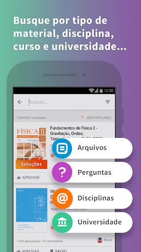 Passei Direto: o melhor app para vocu00ea estudar 4.5.3 screenshots 5