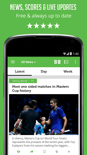 Tennis News - Sportfusion