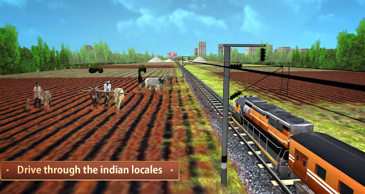 Indian Metro Train Simulator 2020 apkpoly screenshots 16