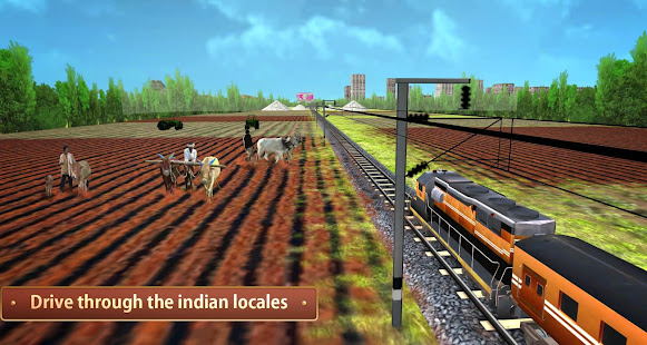 Indian Metro Train Simulator 17