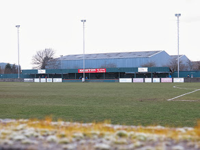 Photo: 08/02/14 v Cleethorpes Town (Northern Counties East League Division One) 3-0 - contributed by Leon Gladwell