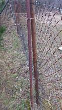 Photo: Trubkovy stozarek vyska 3m pro UV-300.