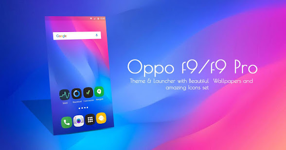 Download Theme for Oppo F9 Pro | F9 APK latest version App